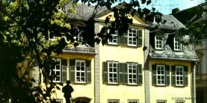 Schillerhaus (Schillers Wohnhaus) Weimar