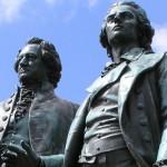 Goethe und Schiller in Weimar (EVE-WMR003)