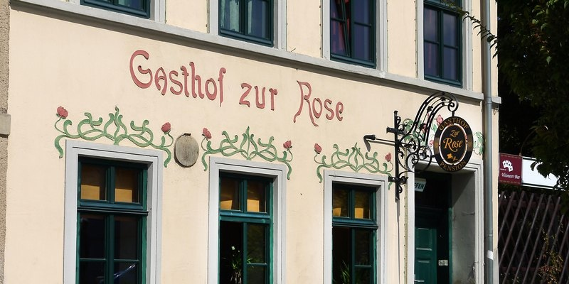 Pension zur Rose