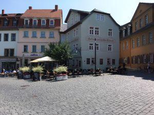 """Gasthaus """"Zum weißen Schwan"""", Weimar"""